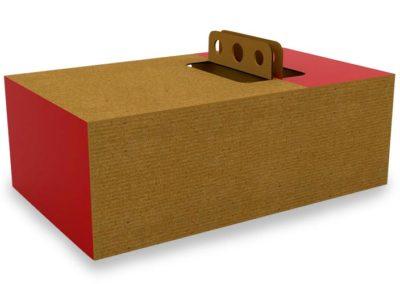 Empaques y cajas de carton